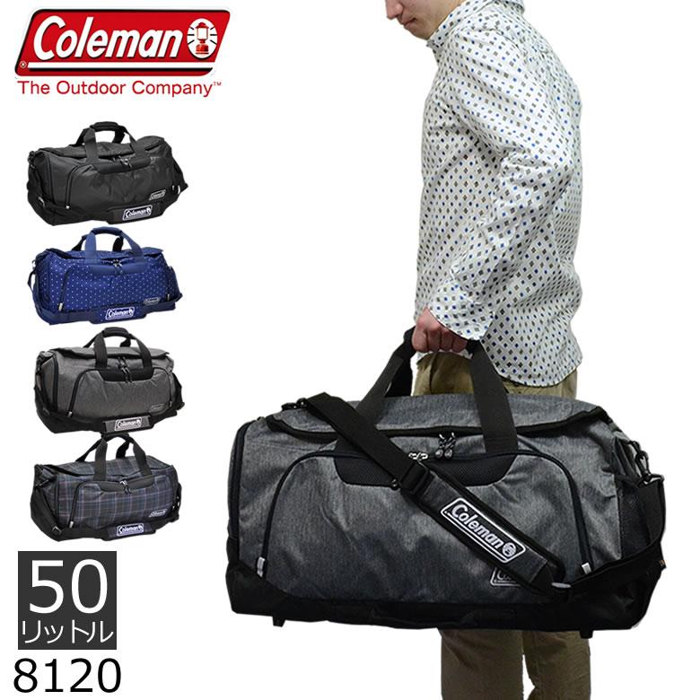 Coleman ボストンバッグ